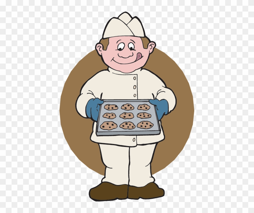 Cookies pinclipart . Baker clipart
