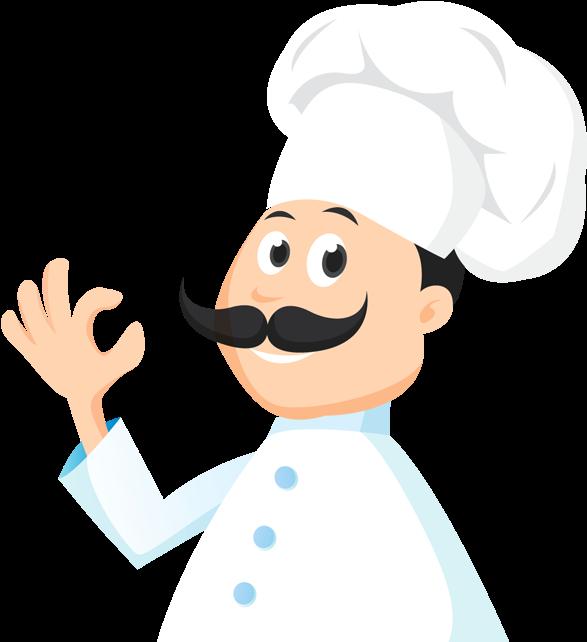 Baker clipart animated. Huicho s bakery full