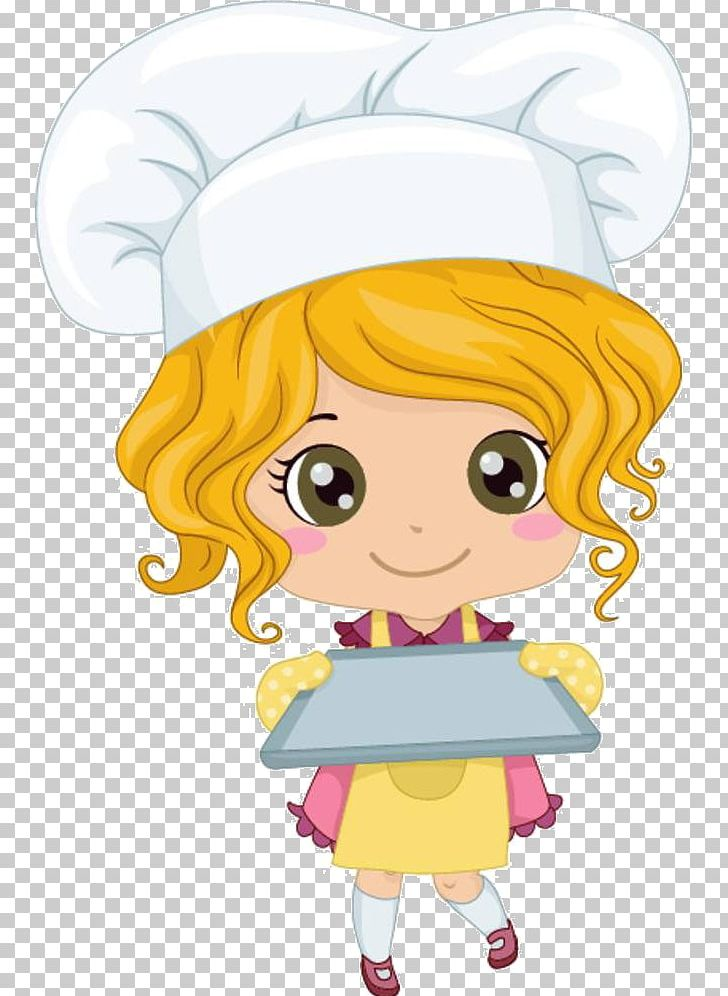 Chef cartoon png art. Baker clipart animated
