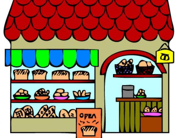 Baker clipart baker shop. Free oven download clip