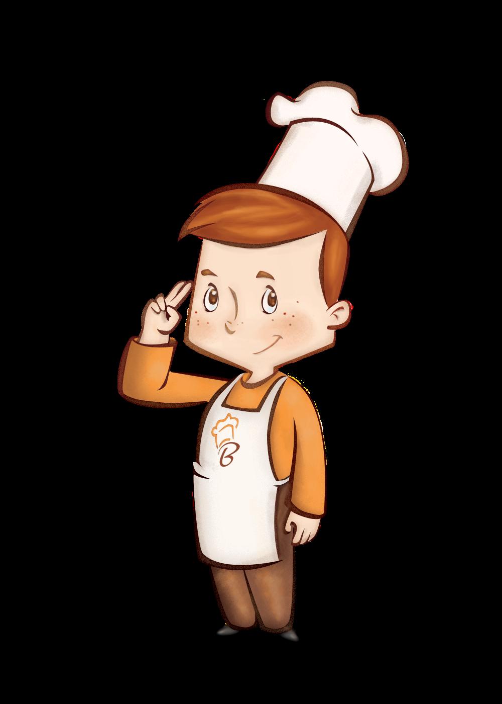 Season s hot diggity. Baker clipart boy baker