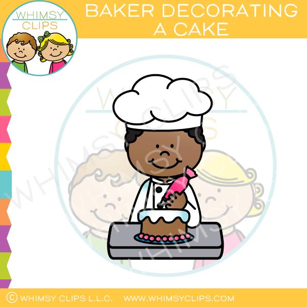 Baker clipart boy baker. Clip art images illustrations
