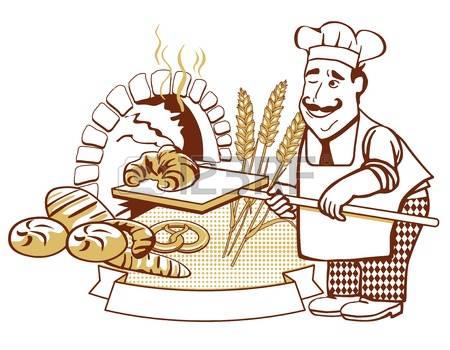 Baker clipart bread baker. Free download best on