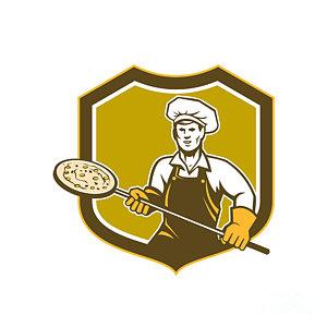 Baker clipart bread maker. Art fine america digital