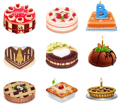 Bakery pencil and in. Baker clipart cake