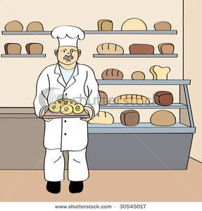 Baker clipart clip art. Image teaching resources literacy
