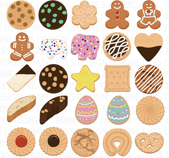 Baker clipart cookie. Cookies bakery food baking