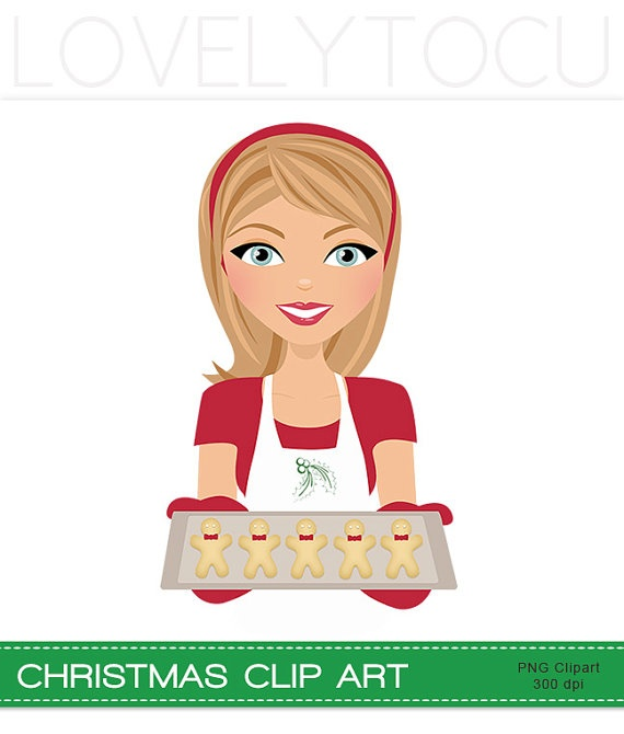 baker clipart cookie #26665333