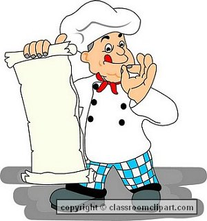 Farris christy homepage arts. Baker clipart culinary art