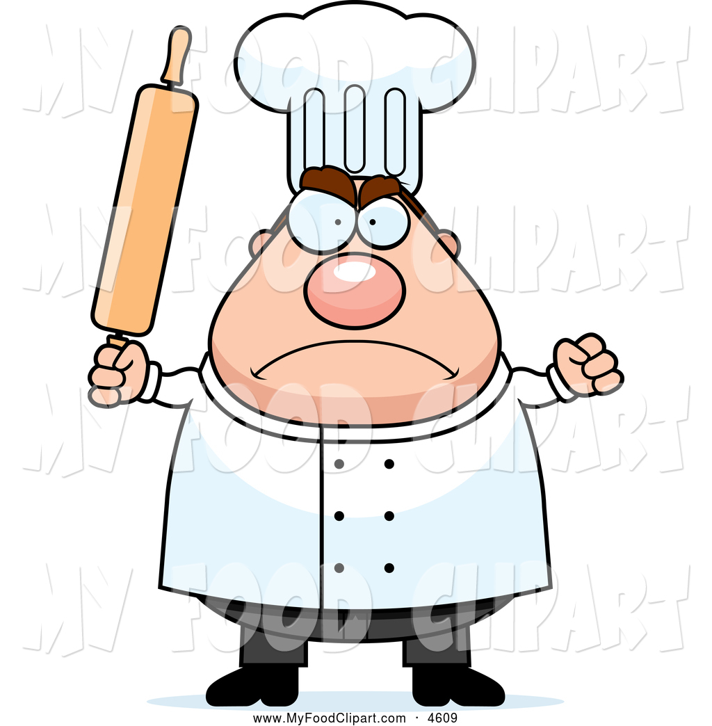 Baker clipart culinary art. Food clip of an