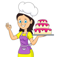 Baker clipart culinary art. Free clip pictures graphics