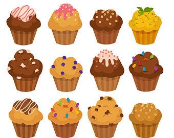 Svg etsy . Baker clipart cupcake baker