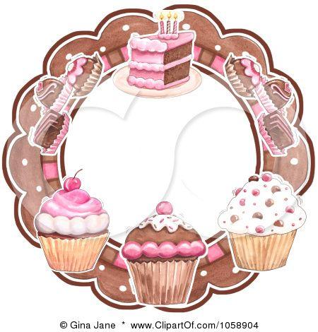 Baker clipart cupcake baker. Bakery art royalty free