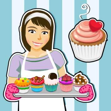 . Baker clipart cupcake baker