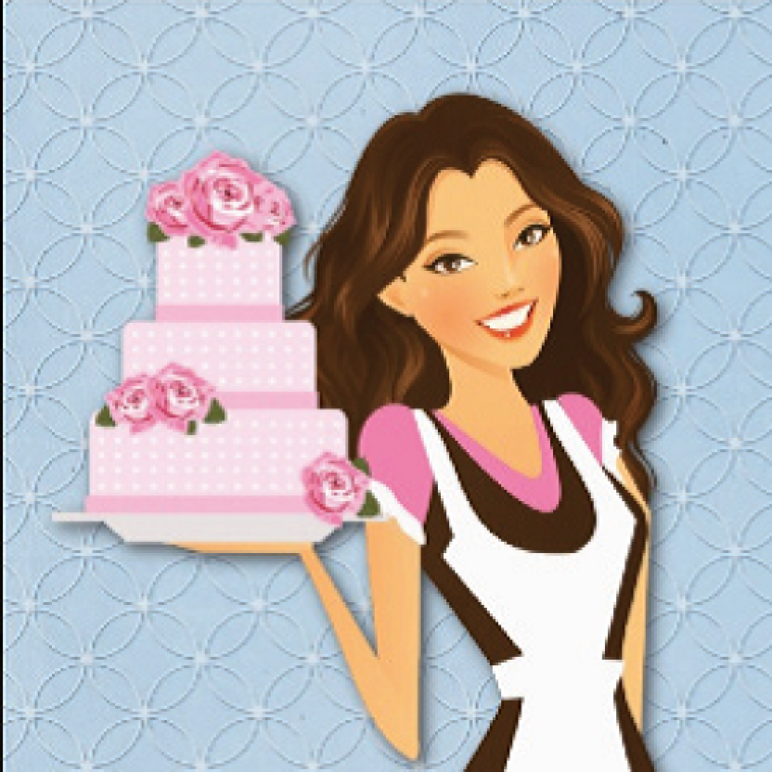 Baker clipart female cake. Pricing faq elizabeth lowry