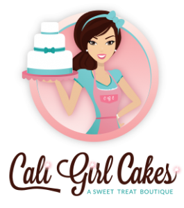 Baker clipart female cake. Cali girl cakes custom