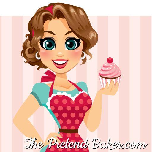 Baker clipart food display.  best logo images