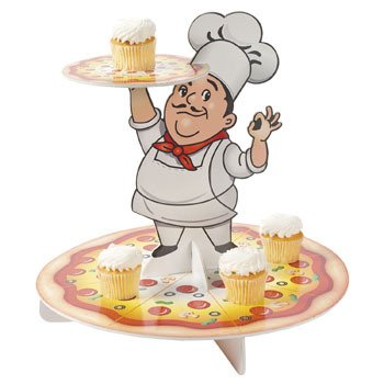 Amazon com pizza party. Baker clipart food display
