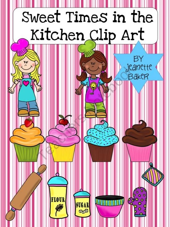 best favorite clip. Baker clipart food display