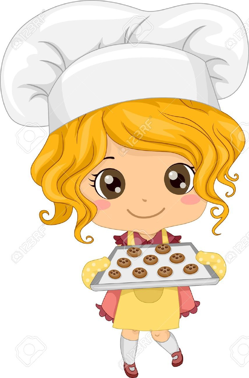 Image from http previews. Baker clipart little baker