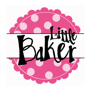 Party snippets of design. Baker clipart little baker