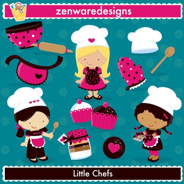 Http www mygrafico com. Baker clipart little baker