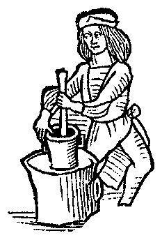 Baker clipart medieval. The bohun upas tree