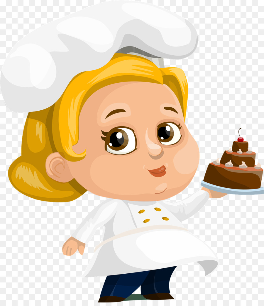 Cake background bakery cooking. Cook clipart pastry chef