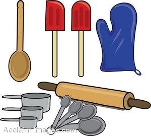 Baking panda free images. Baker clipart tools