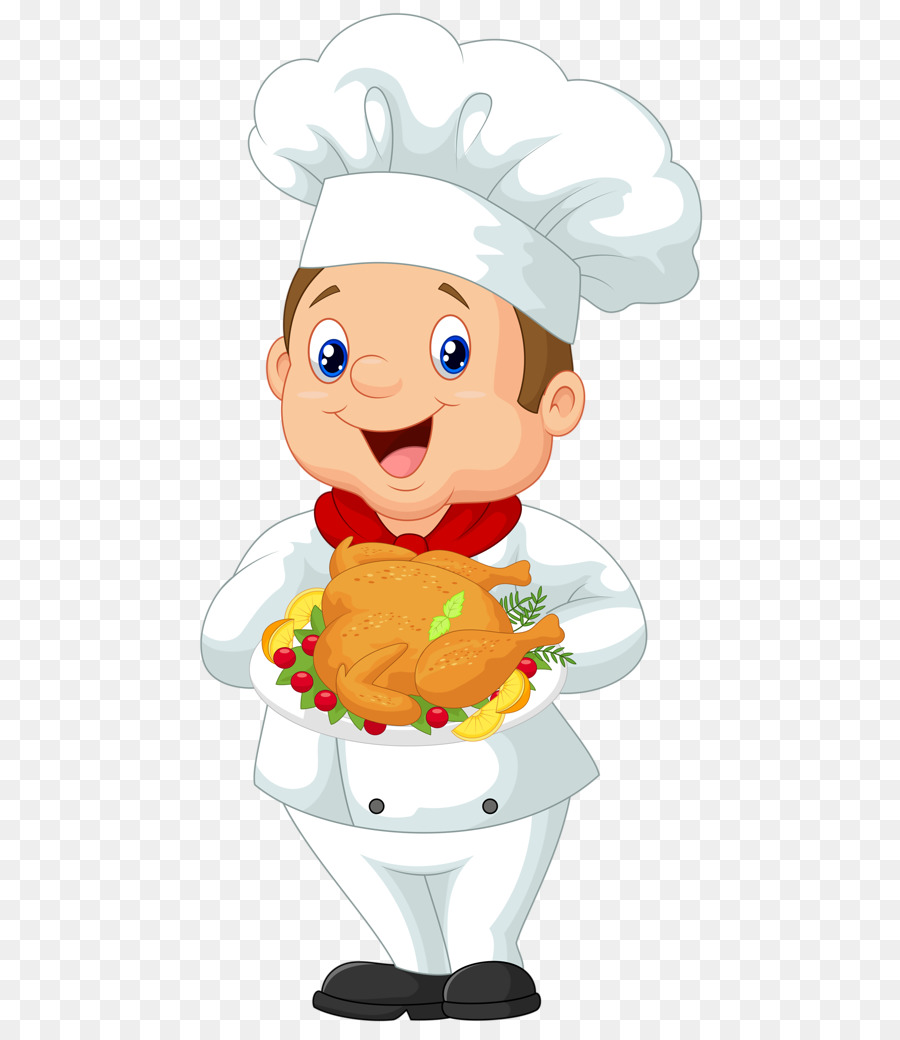 Baker clipart transparent. Child background bakery cartoon