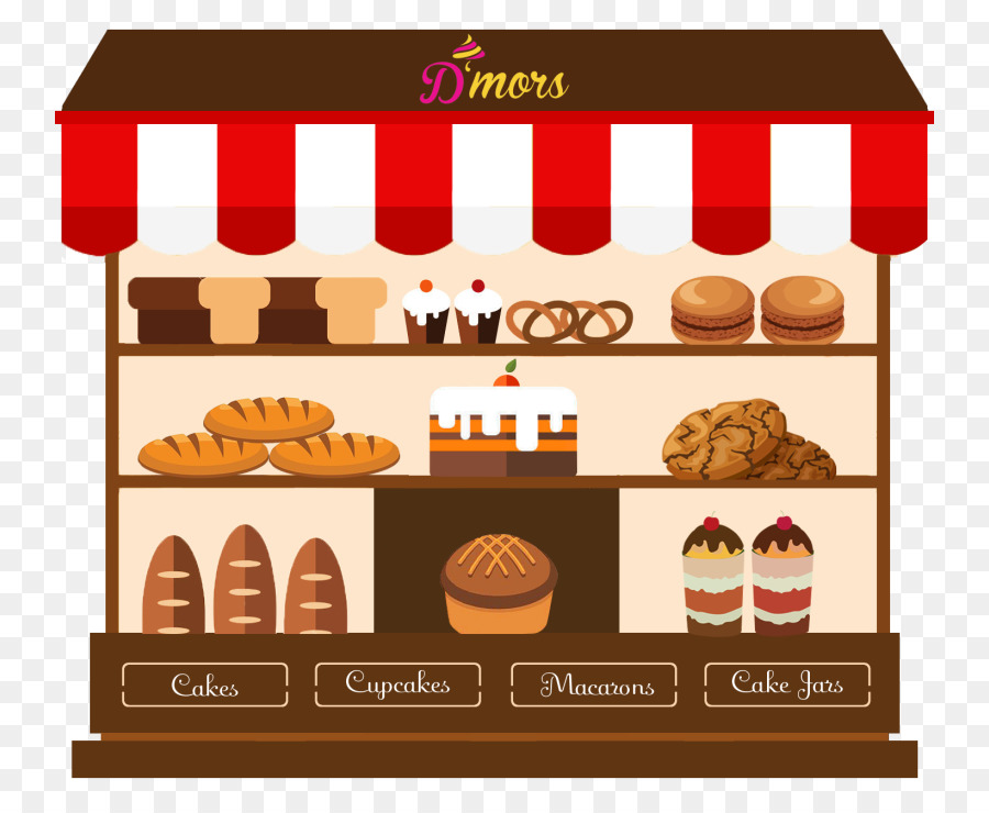 Cake background bread transparent. Bakery clipart