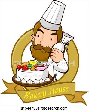 Bakery clipart bakery food.