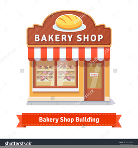 Free images at clker. Bakery clipart bakery shop