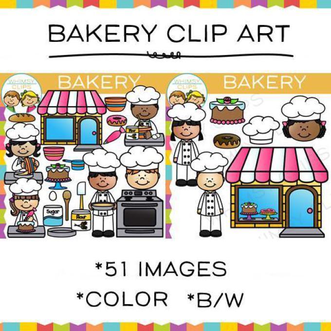 Royalty free clip art. Bakery clipart bakery window