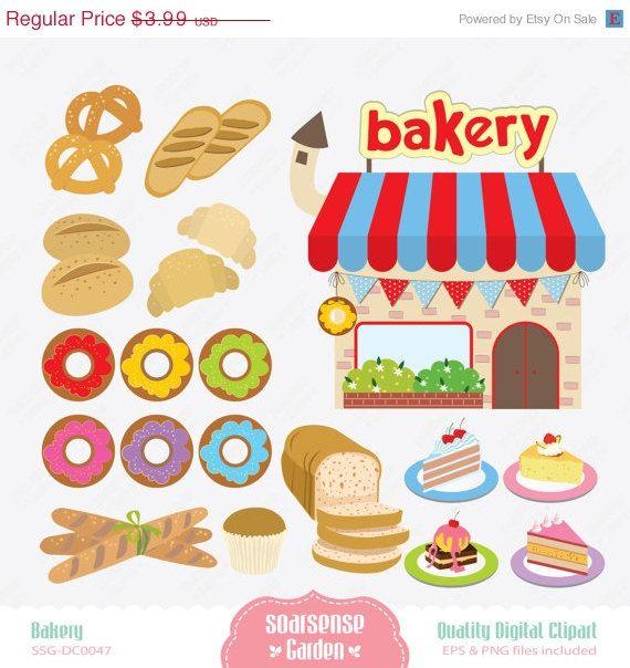 Bakery clipart bakeshop.  best sweet shop