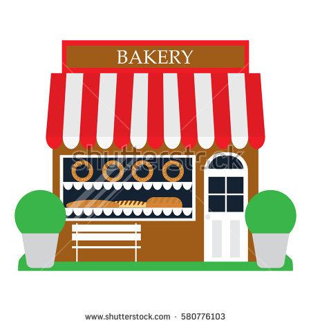Station . Bakery clipart bakeshop