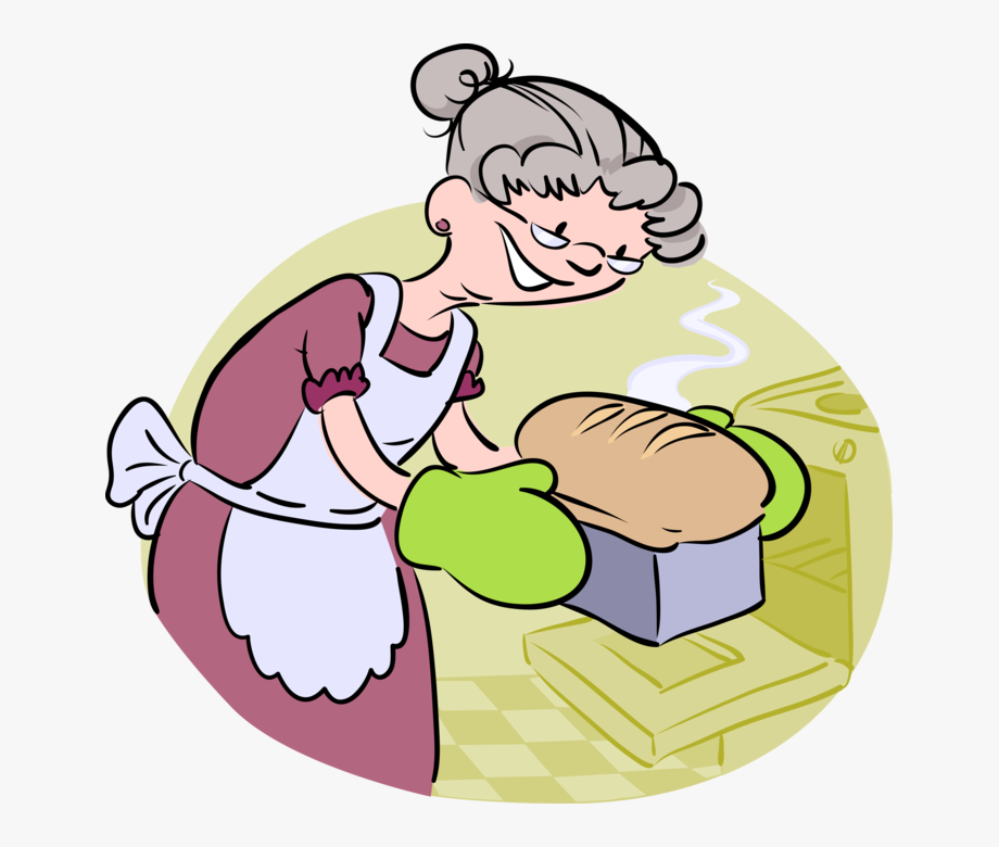 Bread clipart homemade bread. Bake baking clip art