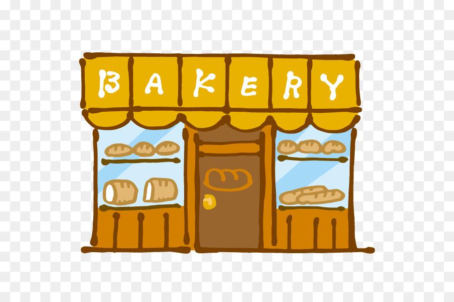 Bakery clipart bread shop. Supermarket cartoon