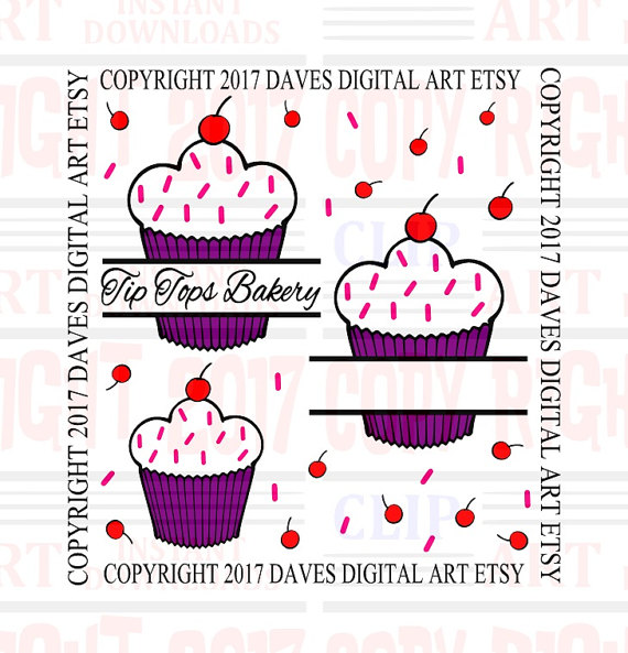 Cupcake great for a. Bakery clipart cake shop