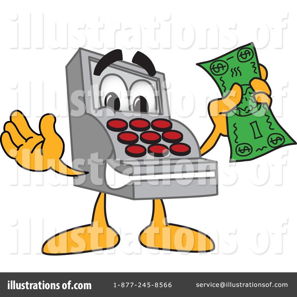 Cash register illustration by. Bakery clipart cashier