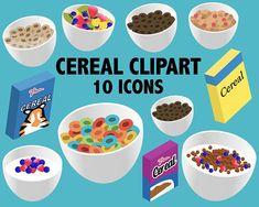 Bakery clipart cereal. Cookies cookie food breakfast