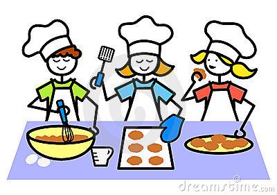 Kids baking panda free. Bakery clipart cookie