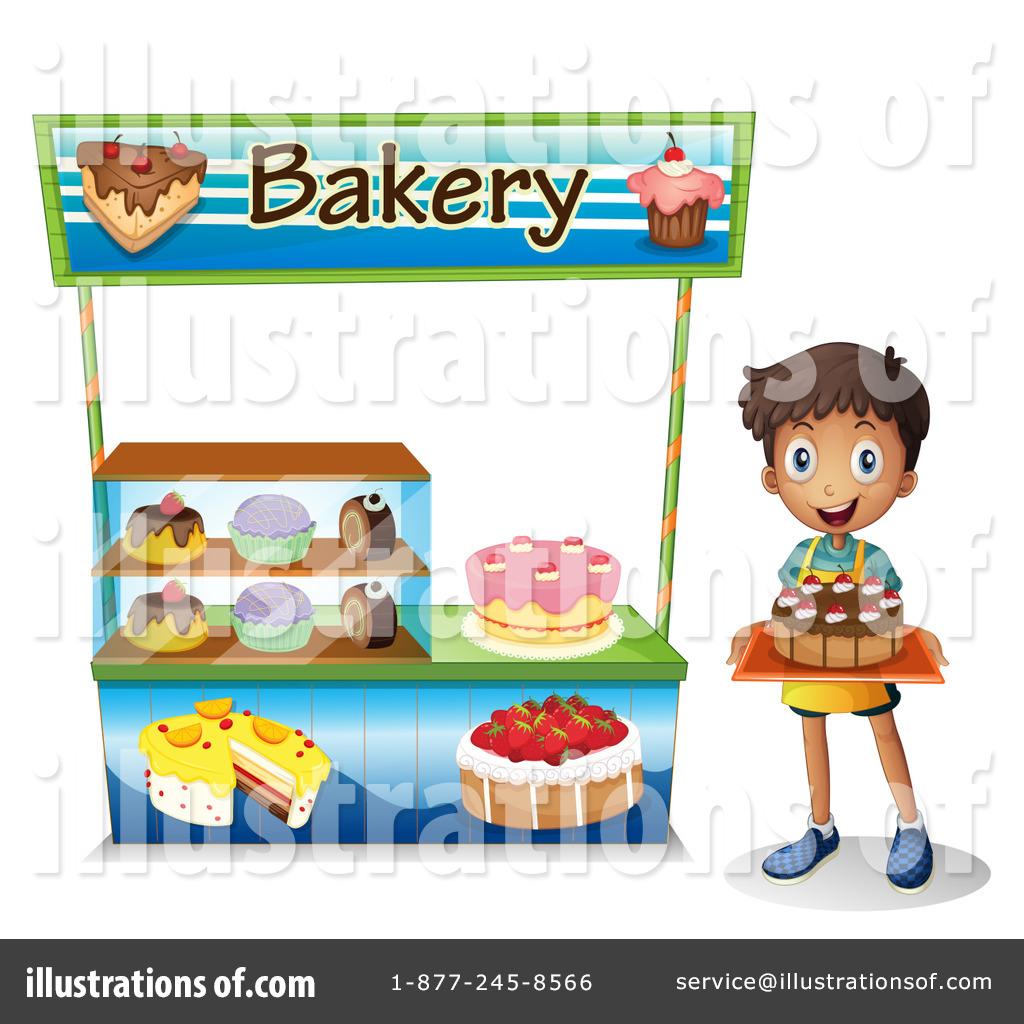 Bakery station . Baker clipart clip art