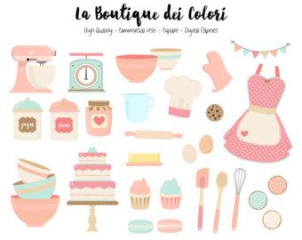 bakery clipart cute