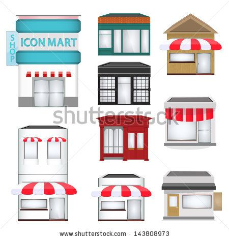 Bakery clipart exterior.  best fotolia images