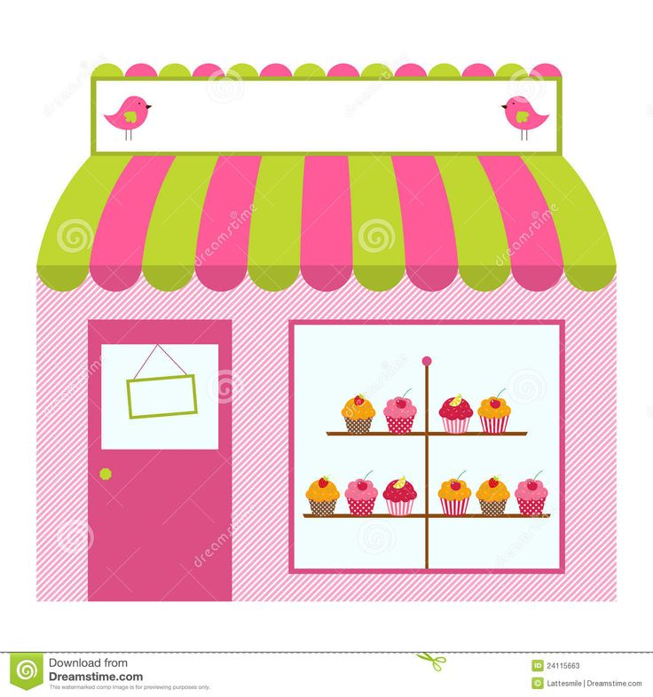 Bakery clipart front.  clip art clipartlook