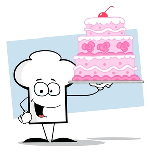 Free chef image computer. Bakery clipart hat