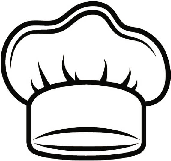 bakery clipart hat