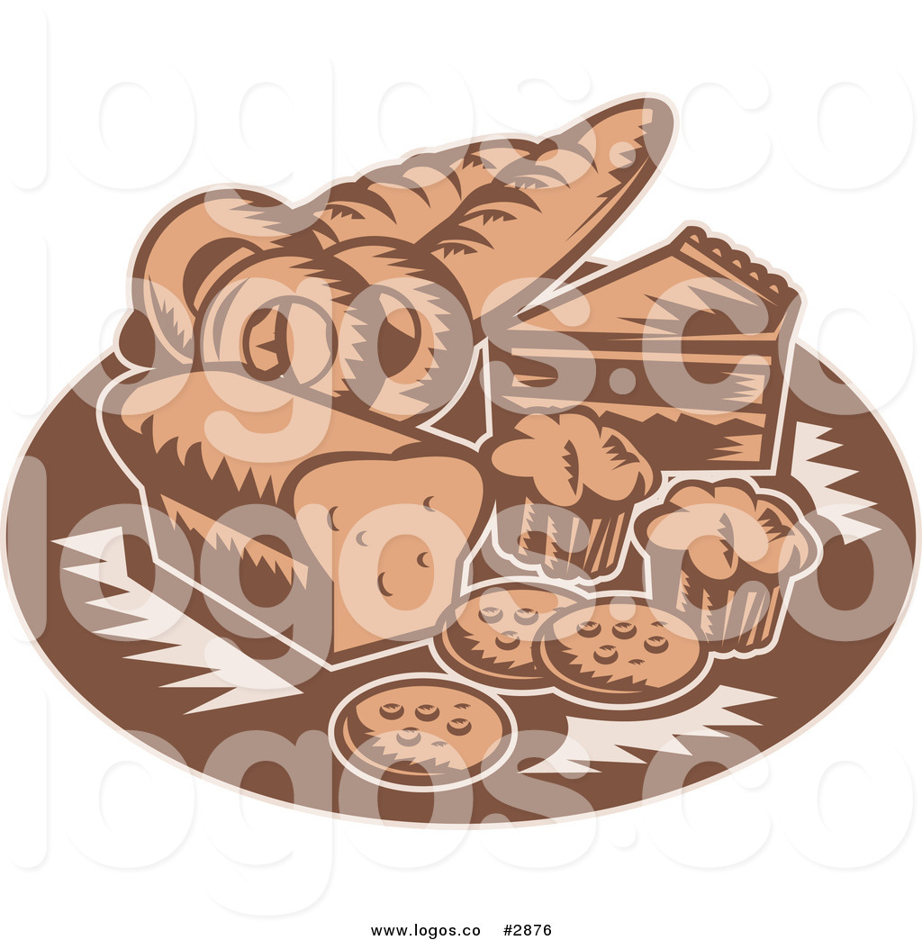 Bakery clipart medieval. Royalty free items logo