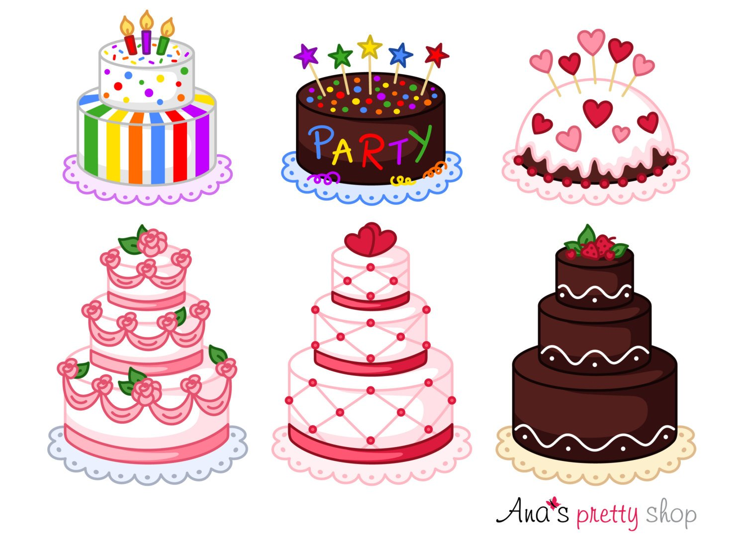 Bakery clipart pastry. Cake wedding birthday this